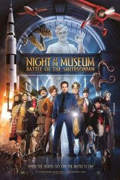 Ночь в музее 2 / Night at the Museum 2: Battle of the Smithsonian - краткая рецензия