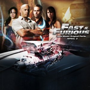 Fast and Furious 4 / Форсаж 4 OST