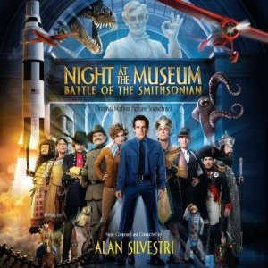 Night At The Museum 2 / Ночь в музее 2 OST
