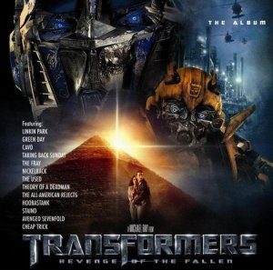 Transformers: Revenge Of The Fallen / Трансформеры: Месть Падших OST