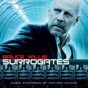 Суррогаты / Surrogates (OST by Richard Marvin) - 2009