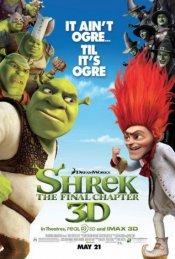 Шрек навсегда / Shrek Forever After (2010)