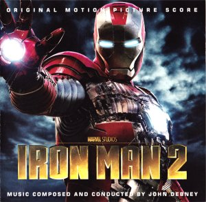 Iron Man 2 / Железный человек 2 Score [by John Debney] (2010)