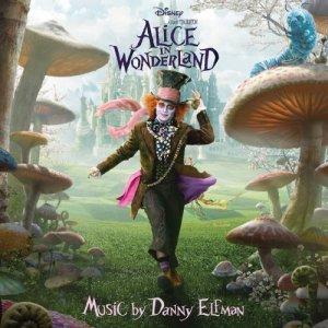 Алиса в стране чудес / Alice in Wonderland (2010) Score