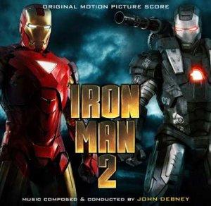 Iron Man 2 (The Score) - OST / Железный человек 2 - Саундтрек (2010)