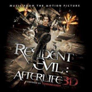 Обитель зла 4: Жизнь после смерти 3D / Resident Evil: Afterlife - OST (2010)