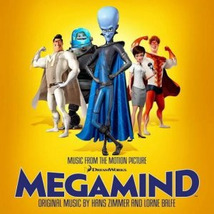 Мегамозг / Megamind (Score by Hans Zimmer) (2010)