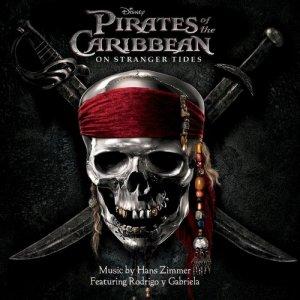 Пираты Карибского Моря: На Странных Берегах - OST (2011)