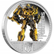 В Австралии чеканят монеты, посвященные фильму «Трансформеры 3»
