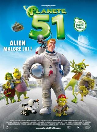 Постер к фильму Планета 51