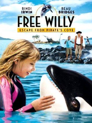 Постер к фильму Освободите Вилли: Побег из Пиратской бухты