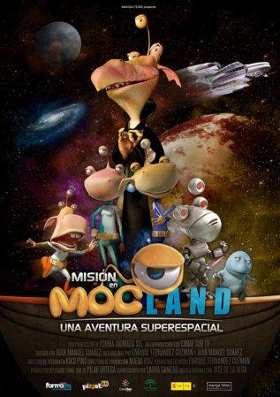 Постер к фильму Большое космическое приключение