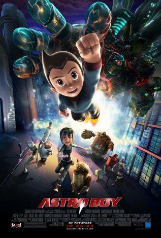 Постер к фильму Астробой