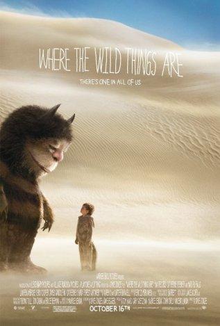 Постер к фильму Там, где живут чудовища