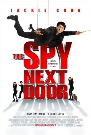 Постер к фильму Шпион по соседству
