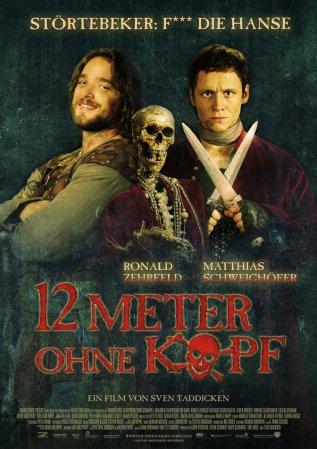 Постер к фильму 12 метров без головы