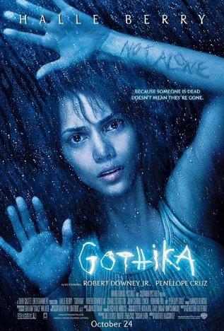 Постер к фильму Готика