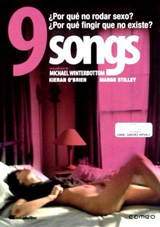 Постер к фильму Девять песен