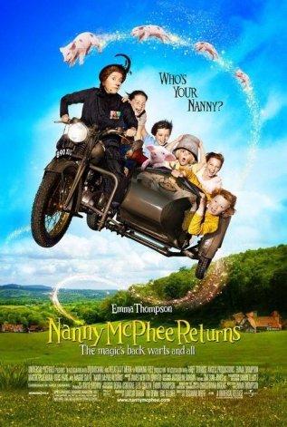 Постер к фильму Моя ужасная Няня 2