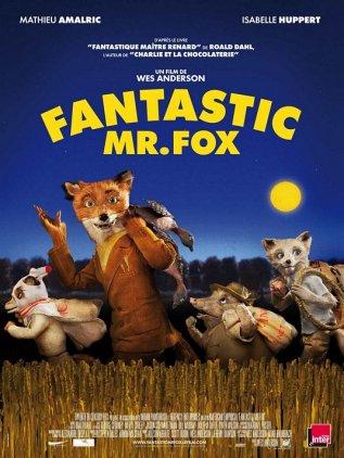 Постер к фильму Бесподобный мистер Фокс