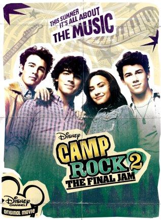 Постер к фильму Рок в летнем лагере 2