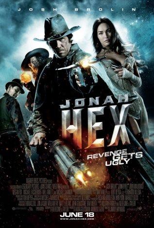 Постер к фильму Джона Хекс