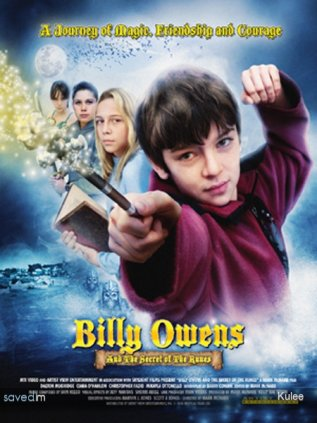 Постер к фильму Билли Оуэнс и тайна Рун