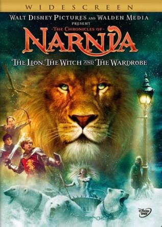 Постер к фильму Хроники Нарнии: Лев, Колдунья и Волшебный Шкаф