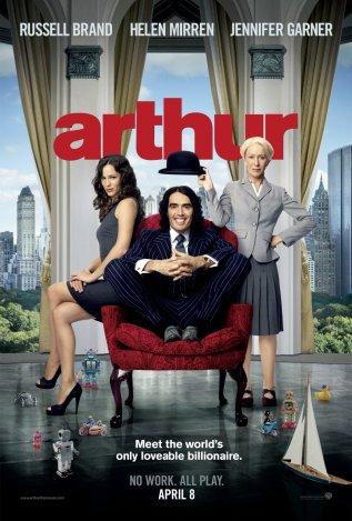 Постер к фильму Артур. Идеальный миллионер