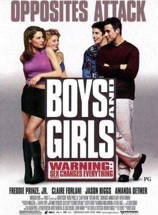 Мальчики и девочки