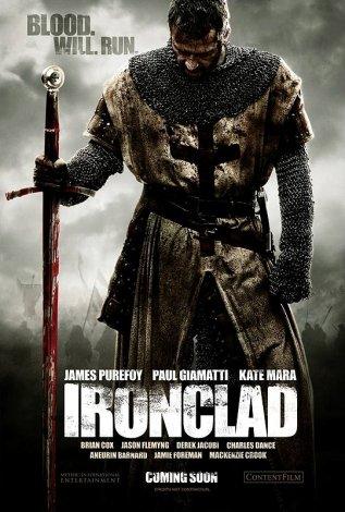 Постер к фильму Железный рыцарь