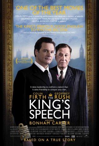 Постер к фильму Король говорит!