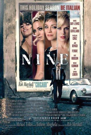 Постер к фильму Девять
