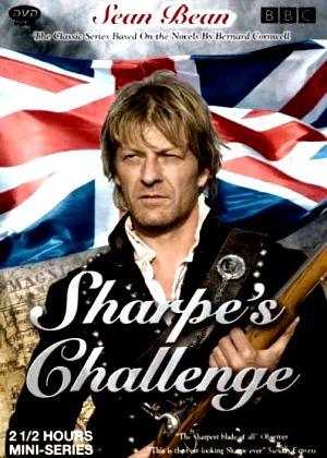 Постер к фильму Испытание королевского стрелка Шарпа (Вызов Шарпа)