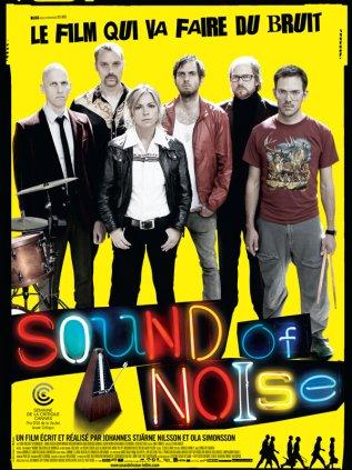 Постер к фильму Звуки шума