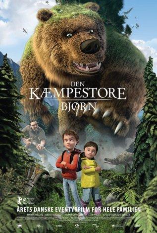 Постер к фильму Как приручить медведя