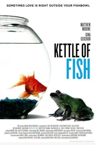 Постер к фильму Аквариум (Влюблённая рыбка)